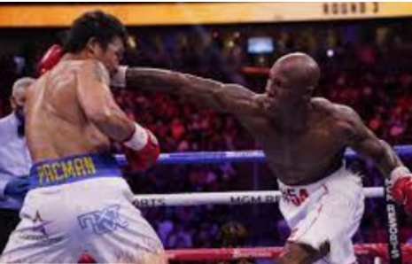 Ucas unanimously defeated Manny Pacquiao