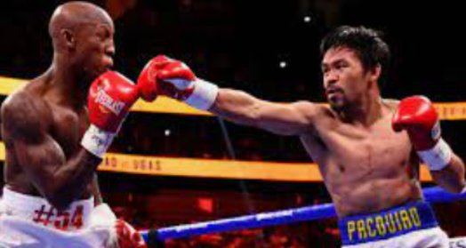 Pacquiao earned more money than the winner