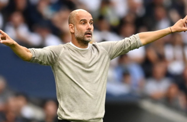 """""""Pep"""" admits the attacking line had trouble losing to Spurs"""